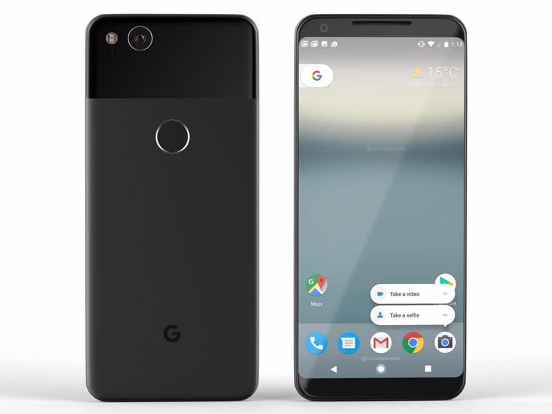 Pixel 2 XL, nueva apuesta de Google para competir en el Mercado de los Móviles