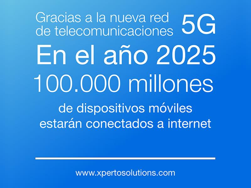 Nueva Red de Telecomunicaciones 5G