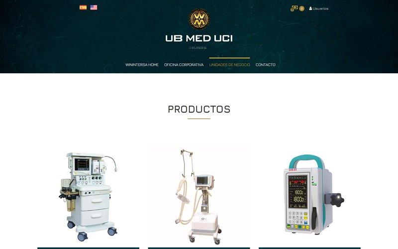 Catálogo Web de Bebidas Alcohólicas y No Alcohólicas Winintersa Holding Group