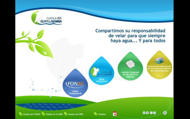 CD Multimedia Recursos Hídricos Cuenca del Guayllabamba
