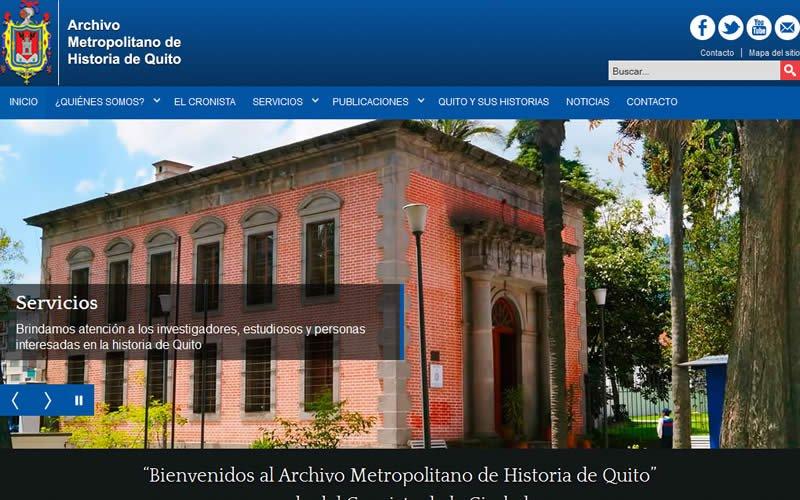 Archivo Metropolitano de Historia