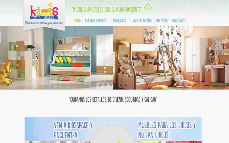 Kidsspace web