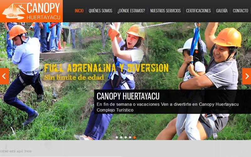 Canopy Huertayacu