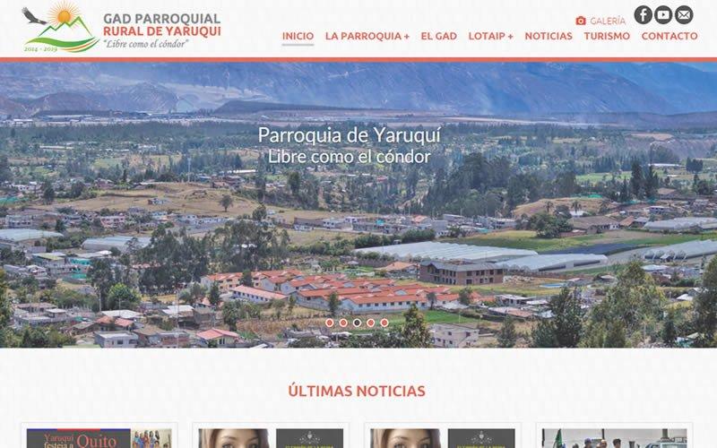 GAD Parroquial Yaruqui