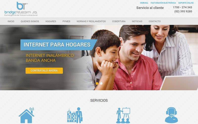 Web Bridge Telecom