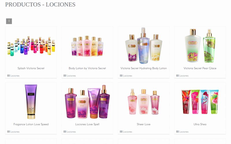 Perfumes Originales Ecuador
