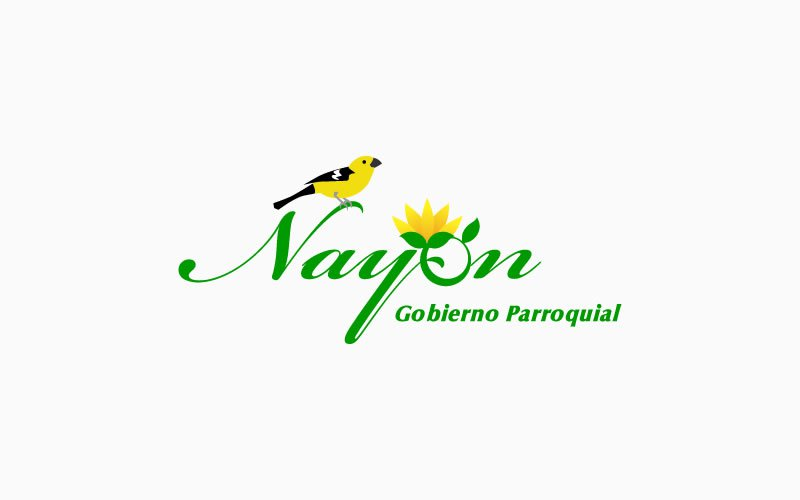 Diseño Logotipo GAD Nayón