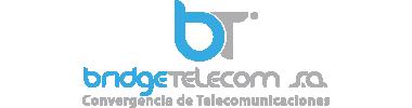 Bridge Telecom S.A.dedicado a la elaboración y comercialización de soluciones integrales de telecomunicaciones